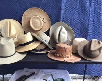 Ten Hats