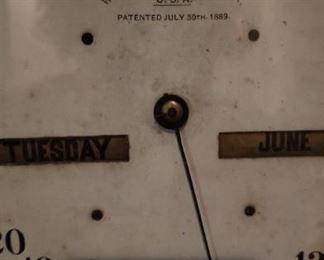 Westbury Clock Company circa 1889
