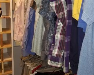 Mens clothes size XL and XLTALL