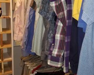 XL XLT XXL Mens shirts 42-46 Long sport coats