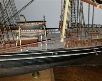 Ships model