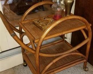 Tea or Bar Cart