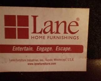 Lane Label