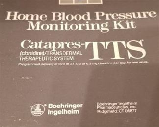 Blood Pressure monitoring kit