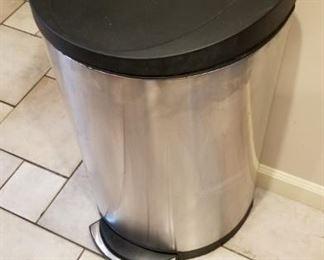Simply Human trash can