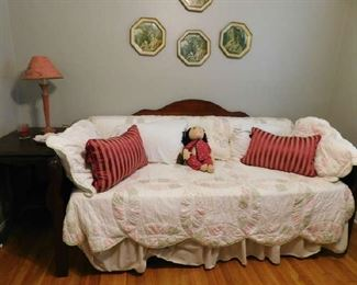 Mahogany Day Bed