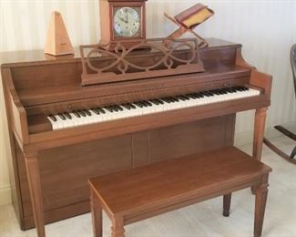 Kohler & Campbell upright piano - has been professionally assessed. Excellent condition and has been tuned.  This is subject to prior sale - if interested, contact us immediately.