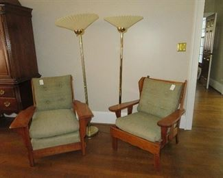 Living Room -Vintage Chairs