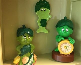 Green Giant Sprout Collectibles