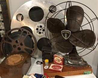 Vintage Westinghouse fan for all the cool kids in the house.