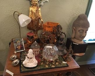 Buddha and more from Asia