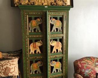 Great cabinet with elephants