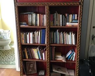 Bookcase, with nice carving