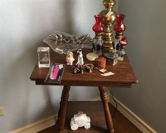 Just one of many nice side tables