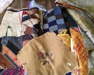Collection of quilts