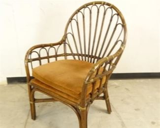 Moulded Bamboo Chair