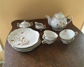 Lofton China Tea Set
