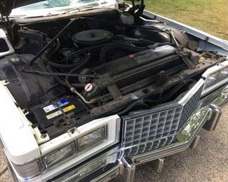 2801 Cadillac Enginemin