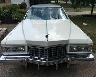 2801 Cadillac Grillmin