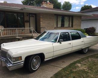 2801 Cadillac Port Sidemin