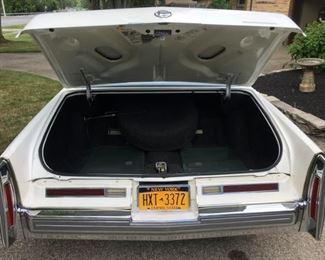 2801 Cadillac Trunk Openmin