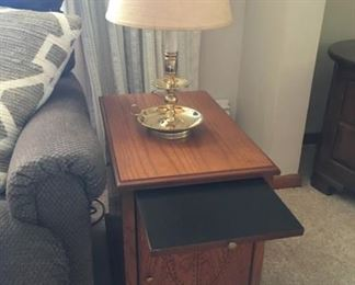 2801 Side Table Lampmin