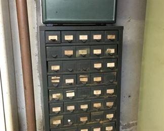 2801 Hardware Chestmin