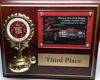 2801 Third Place Trophymin