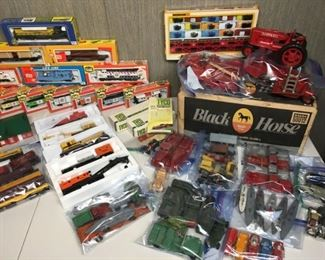 2801 Vintage Toy Carsmin