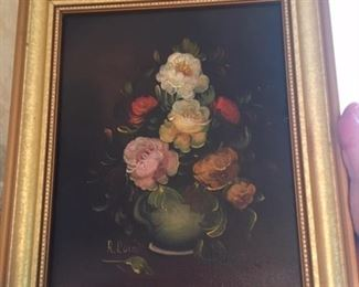 Pretty Rossini painting