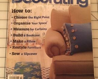 Decorating magazine
