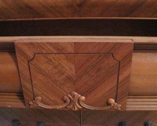 Detail on Sideboard