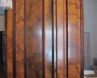 Asian Armoire Beauty Wood