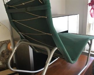 Just added a Barwa Chair has original tag on chair !A midcentury collectible that is getting more difficult to find...….