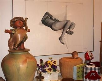 Art, and Decorative Items