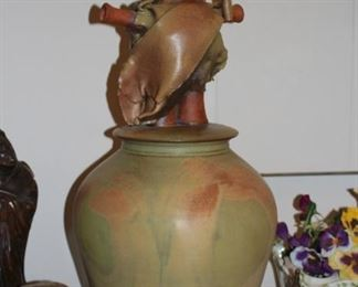 Great Covered Urn
