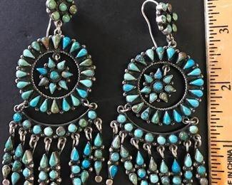 Frederico Jimenez earrings