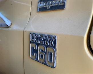 Cheyenne Chevy C60