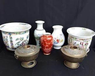 Asian English porcelain