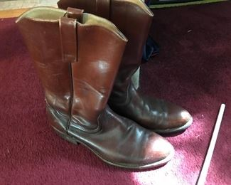 Mens Boots size 10.5