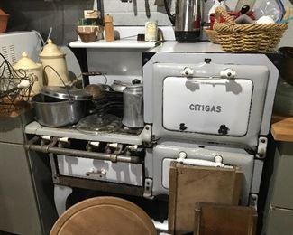 Citigas - 1920s-30s - Stove