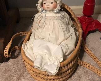 Grace S. Putnam Porcelain Doll