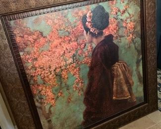 Cherry Blossoms by Jill O'Flannery