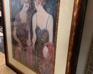 Artist Barbara Wood