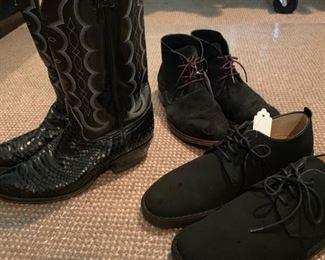 Tony Lama, Collaboration shoe by Baldwin and Esquivel, Clarks