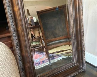 Uttermost mirror 38 X 51