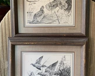 Clay McGaughy signed prints