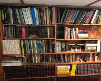 books tons of books