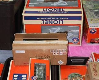 LIONEL TRAIN COLLECTION HUGE