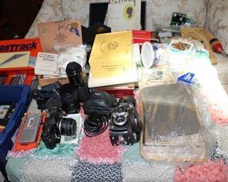 camera equipments cameras